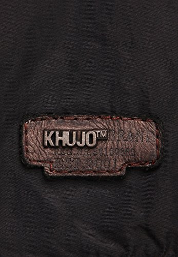 Khujo Blouson Men BEAM FABRIC CONTRAST Black - 3