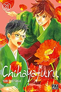 Chihayafuru Edition simple Tome 31