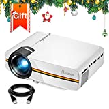 Best Mini Projectors - Projector, ELEPHAS 2200 Lumens LED Video Projector, Updated Review