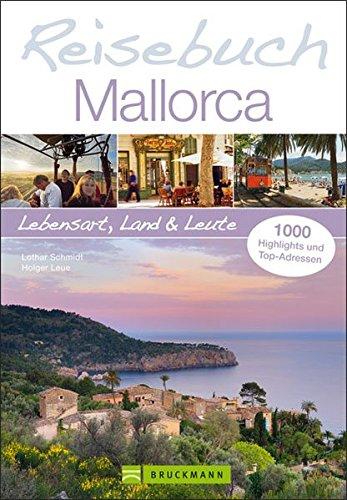 Shopping mit http://ferienhaus.kalimno.de - Reisebuch Mallorca: Lebensart, Land und