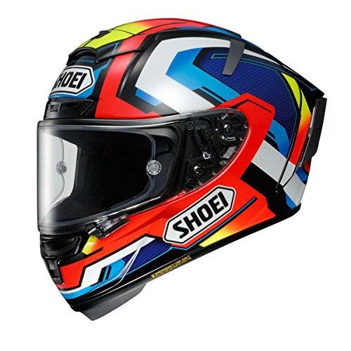 Shoei X-Spirit 3 Brink Cascos Integrales Moto Motocicleta