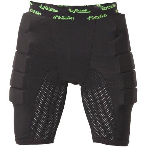 O'Neal Protective Shorts Protektor Hose Schwarz Moto Cross MX Enduro Quad, 1284, Größe X-Large