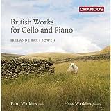 British Works For Cello & Piano, Volume 2