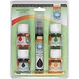 Artista Aquaglass-Set de pintura para cristal