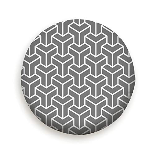 Price comparison product image Y Tiles Modern Architectural Spare Wheel Tire Cover 16inch