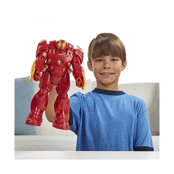 Marvel Avengers - Figura Hulkbuster, 30 cm (Hasbro B6496EU4) 4