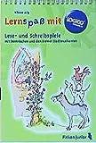 Logico Trainer, Übungsbücher, Lese- und Schreibspiele mit Dornröschen und den Bremer Stadtmusikanten, neue Rechtschreibung (LOGICO TRAINER / Lernspiel ... für Grundschulkinder und Vorschule)