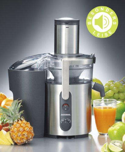 Gastroback 40127 Design Multi Juicer VS Test - 4