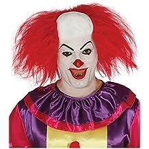 Clowns parrucca