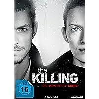 The Killing - Die komplette Serie