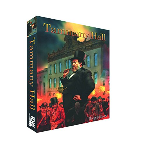 Tammany Hall: The Board Game