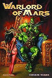 Warlord of Mars Volume 3