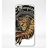 Générique Coque Champion Mascot Compatible iphone 5c Transparent