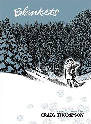 Buchseite und Rezensionen zu 'Blankets: A Graphic Novel' von Craig Thompson