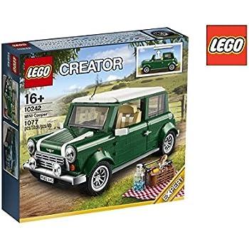 Lego Creator Mini Cooper Car Amazoncouk Toys Games