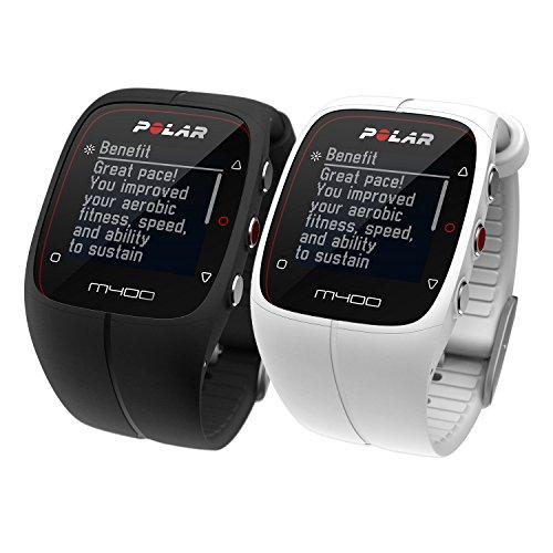 Polar M400 - Reloj de entrenamiento con GPS integrado y registro de ac