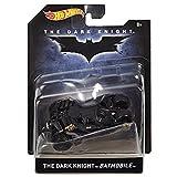 Hot Wheels Batman 2016 Dark Knight Batmobile Tumbler 1/50 Scale Die-Cast Car