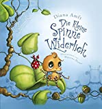 Die kleine Spinne Widerlich: Mini-Ausgabe - Diana Amft