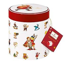 Niederegger Weihnachtsdose Marzipan Klassiker, 1er Pack (1 x 250 g)