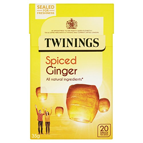 Twinings Ginger Infusion Pack of 8