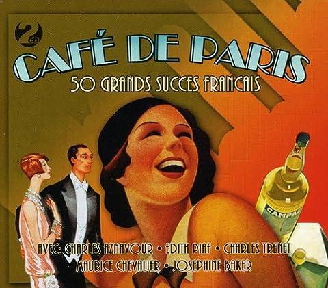 Café De Paris :inclus La Marseillaise