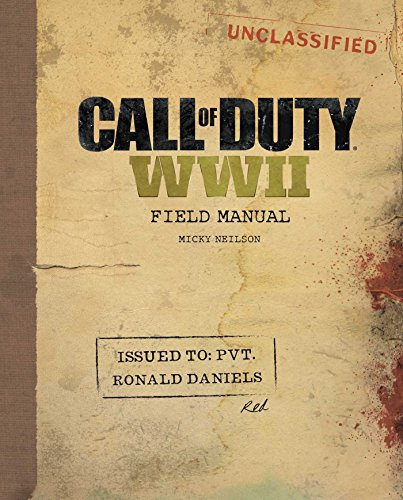 Call of Duty WWII: Field Manual - One Xbox Video-spiele Populären
