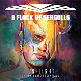 Anklicken zum Vergrößeren: A flock of seagulls - Inflight (the Extended Essentials) (Audio CD)
