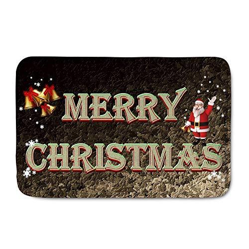 Traci Kroll Felpudo navideño