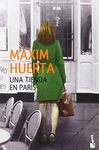 Una Tienda En París (Navidad 2014) de Màxim Huerta (2 oct 2014) Tapa blanda