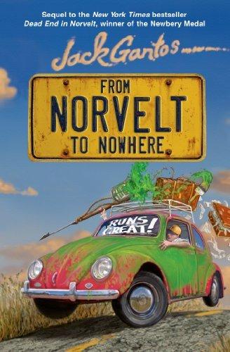 From Norvelt to Nowhere (Norvelt Series) by Jack Gantos (2013-09-24)