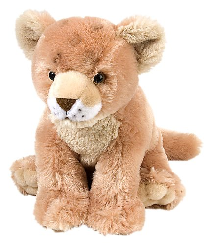 Plüsch Löwen Baby, Cuddlekins Kuscheltier, Plüschtier, 30cm ()
