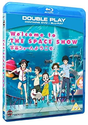 Welcome To The Space Show Double Play (Blu-Ray) [UK Import]