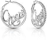 Guess Jewellery Guess Authentics Earrings Damen - versilbert UBE85077