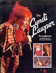 The Cyndi Lauper scrapbook