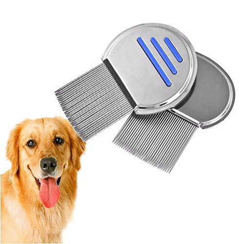 pet-lice-comb-round-professional-stainless-steel-detangler-pet-combs-for-dogs-cat-flea-comb-grooming
