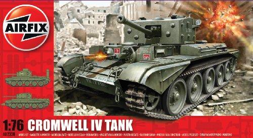 Airfix A02338 Modellbausatz Cromwell Cruiser Tank (new tool)