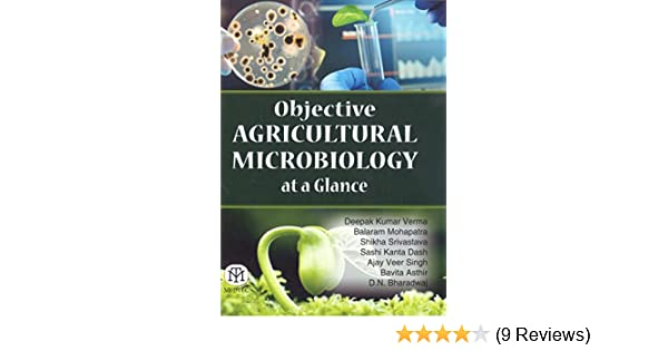 Buy Objective Agricultural Microbiology at a Glance Book