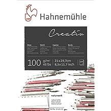 Hahnemühle 10628245caracteres Blocks y dibujo libros Bocetos, 100g 100hojas