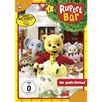 Rupert Bär 1 - Der große Eierlauf