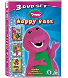 Barney 3 DVD box set (Animal ABC, Top 20, Best Of) [2010 DVD]
