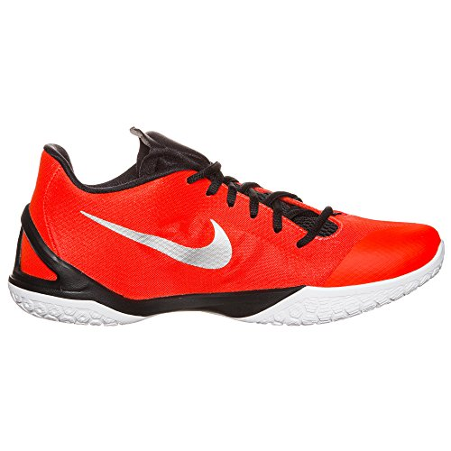 Hyperchase Mens Basketball Formateurs 05363 Sneakers Chaussures Rouge - Rouge