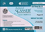 Scanner CA Final (New Syllabus) Gr. II Paper - 8 Indirect Tax Laws