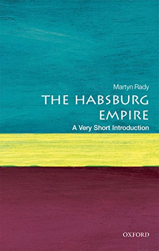 The Habsburg Empire: A Very Short Introduction (Very Short Introductions) (English Edition)