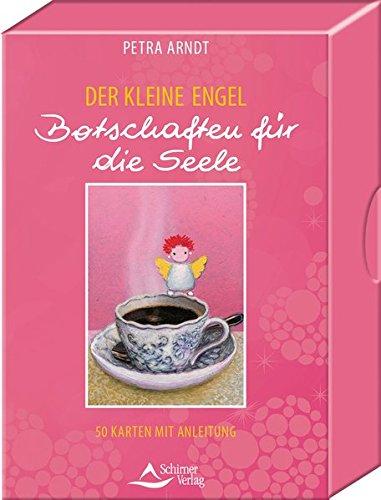 Der Kleine Engel: Botschaften für die Seele - Kartenset mit 50 Karten mit Anleitung - Zeichnung Täglich Zeitschrift