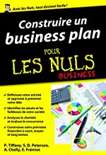 Construire un business plan pour les Nuls poche Business de Amine CHELLY