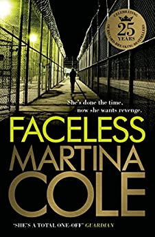 Faceless by [Cole, Martina]