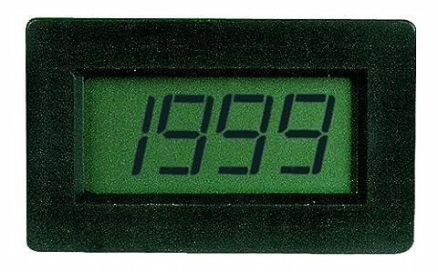 Velleman PMLCDL Digital LCD Panel Meter
