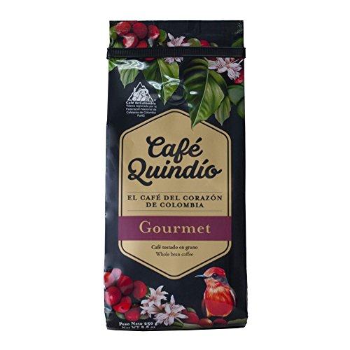 CAFÉ QUINDÍO GOURMET GRANO 250 gr