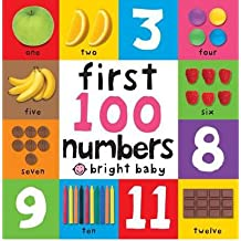 First 100 Numbers. (First 100 Board Books)