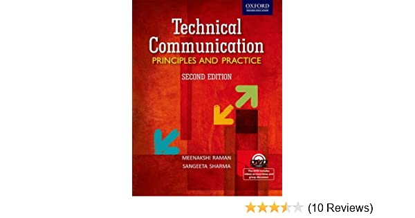 technical communication principles and practice by meenakshi raman sangeeta sharma